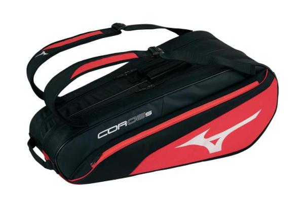 MIZUNOラケットバッグ(6本入れ)COR06s