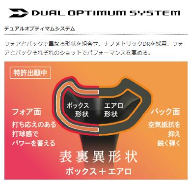 デュアルオプティマムシステム